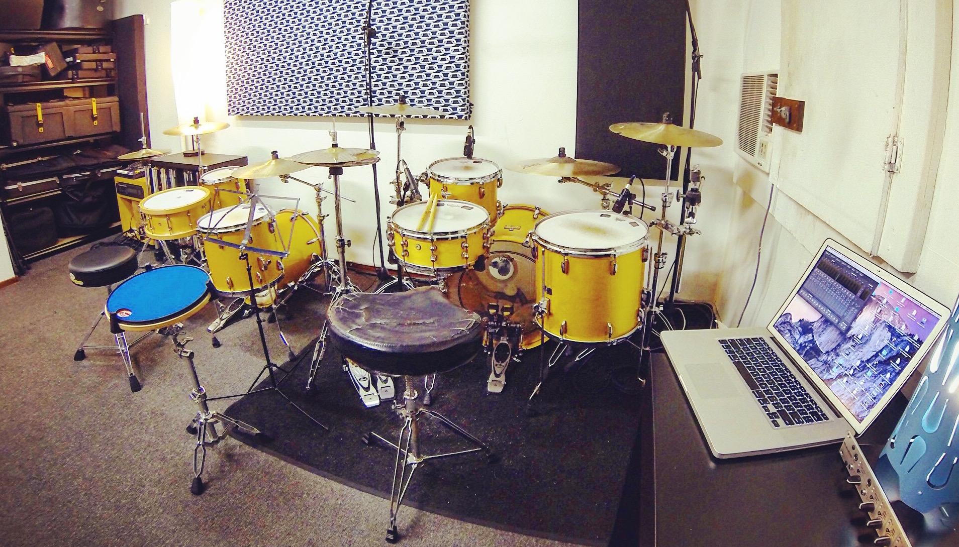 Steve Pope Melbourne drum lessons
