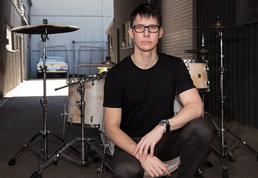 Steve Pope Melbourne Drum Lessons